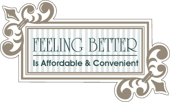 Feeling Better is Affordable